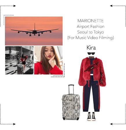 MARIONETTE (마리오네트) Kira Heading To Tokyo