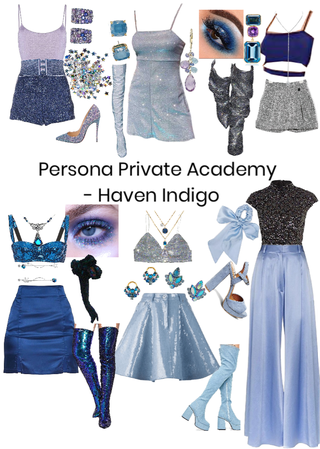 Persona Private Academy - Haven Indigo