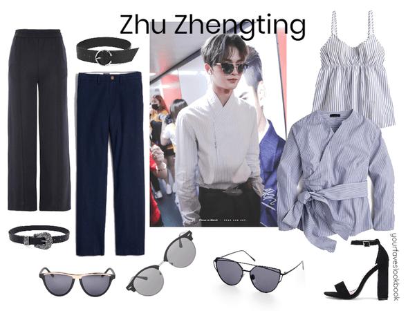 Match with: Zhu Zhengting [180531]