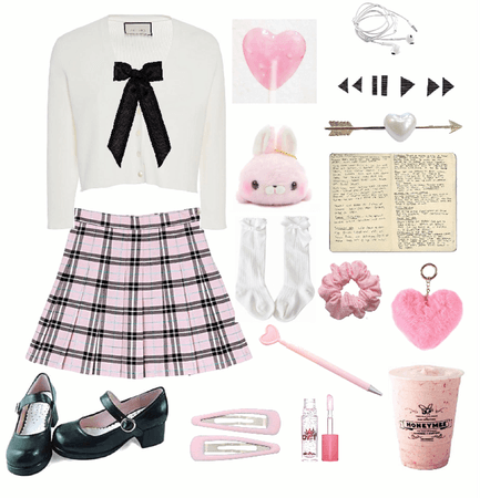 ☆ Romantic Schoolgirl ☆