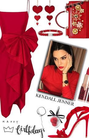 birthday girl: Kendall Jenner