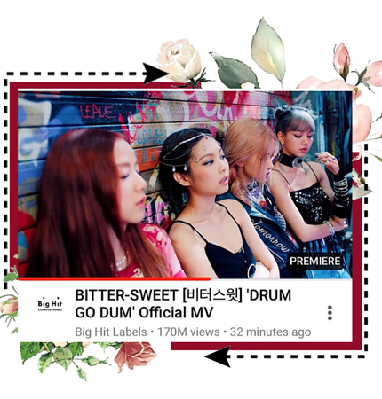 BITTER-SWEET [비터스윗] 'DRUM GO DUM' Official MV 7th FESTA 201207