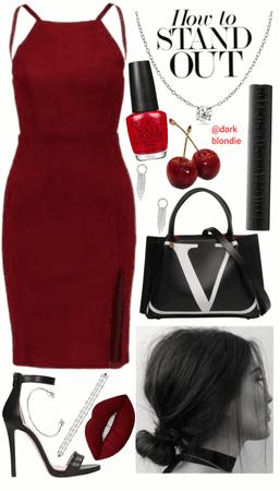 Red is soooo sexy 🤭