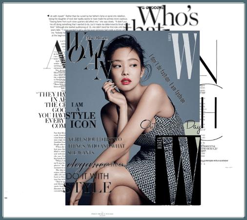 Somi for vogue korea magazine-june 2020 issue