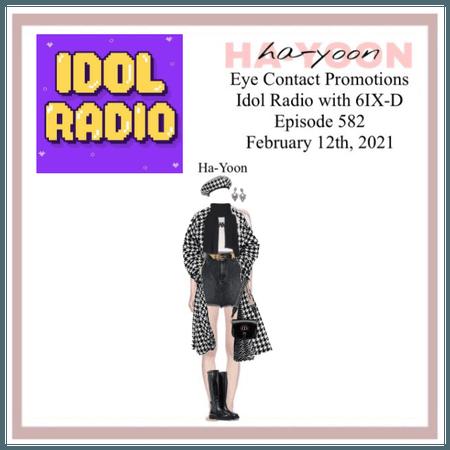 /HA-YOON/ Idol Radio Episode 582
