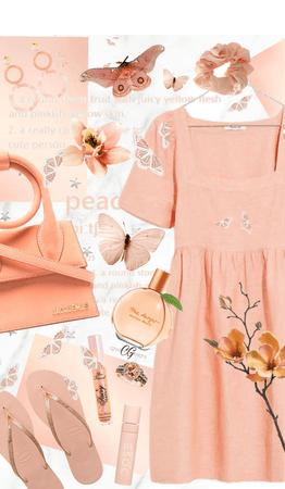 Summer in Peach