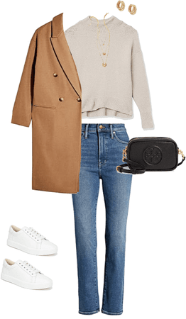 basic cozy outfit