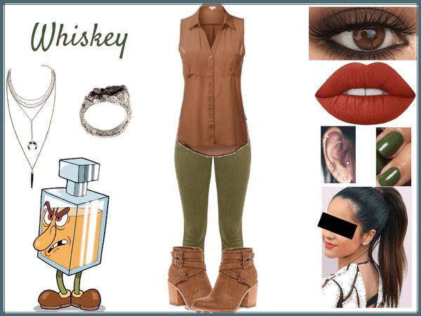 Whiskey (Tipsy Troop)