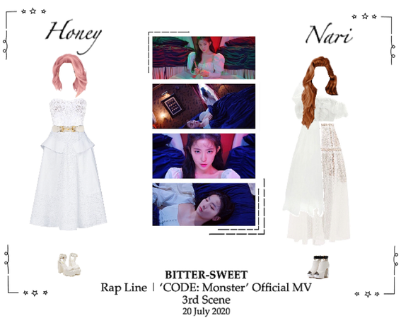 BITTER-SWEET [비터스윗] 'CODE: Monster' Official MV