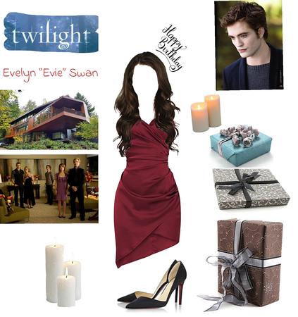 Evelyn Swan's Birthday - Twilight Oc