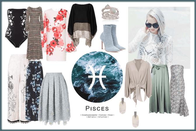 Pisces Fashion Style