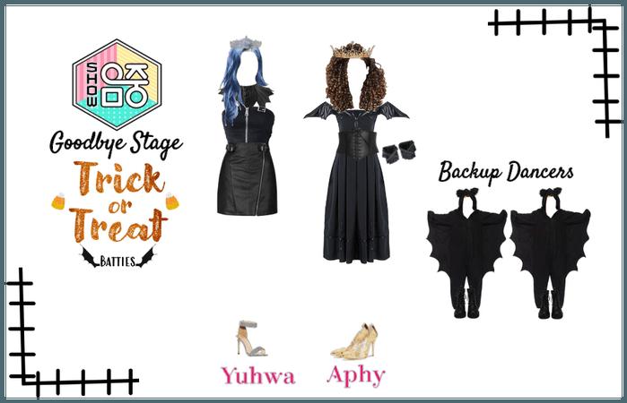 Batties Trick or Treat Show!Music Core