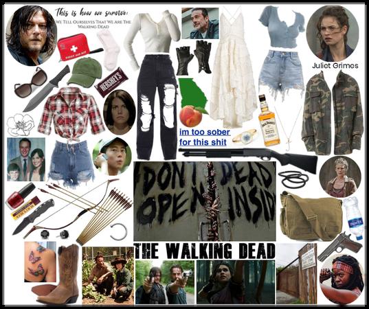 The Walking Dead: Juliet Grimes