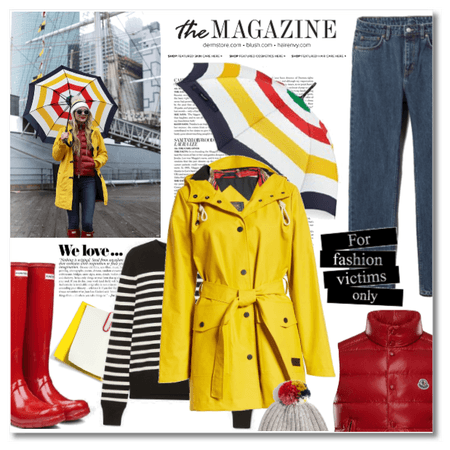 What we love: Rainy days