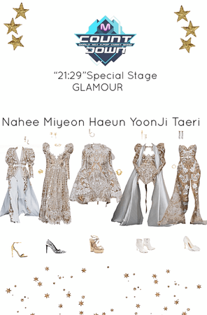 GLAMOUR 21:29 Special Stage