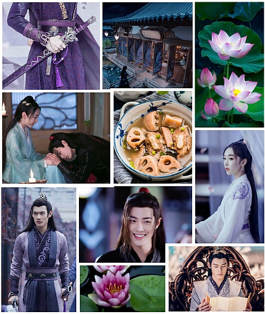 The Untamed: Jiang Clan Aesthetic