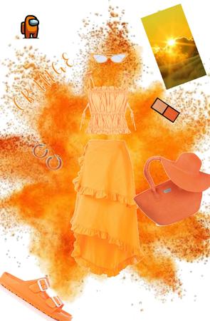 Orange!🧡☀️