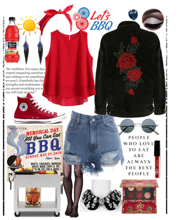 BBQ outfit