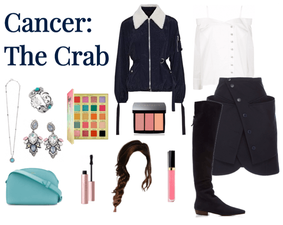 Cancer: The Crab