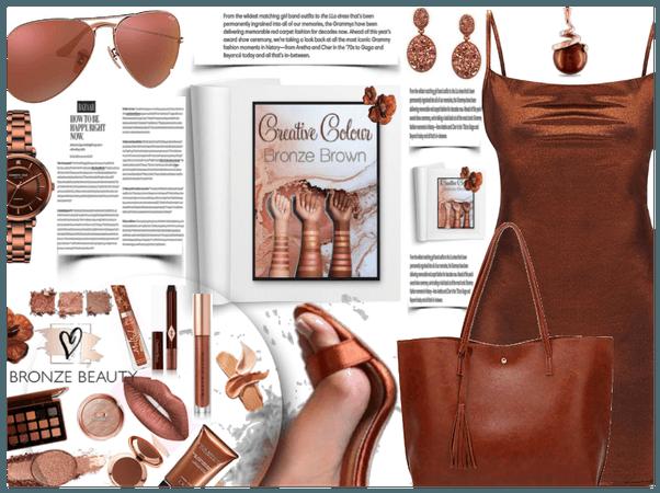 Creative colour Bronze