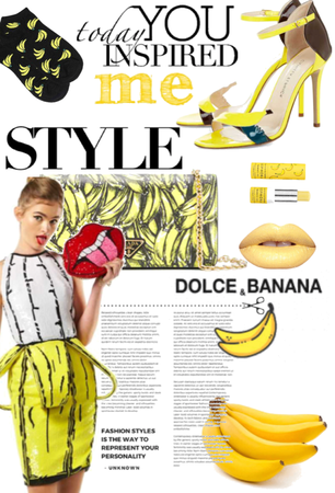Banana In her Closet