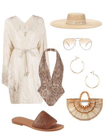 Saturday pool/beach outfit