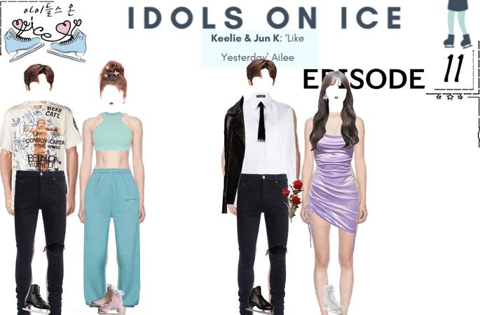 IDOLS ON ICE EPISODE 11   KEELIE & JUN