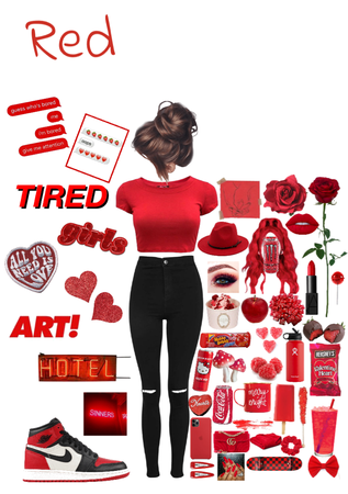 ❤️🌹YES to RED🌹❤️