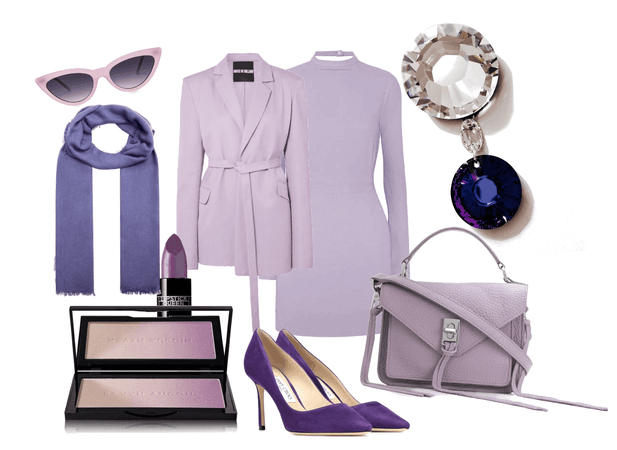 lilac afternoon