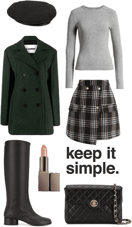 Preppy Winter