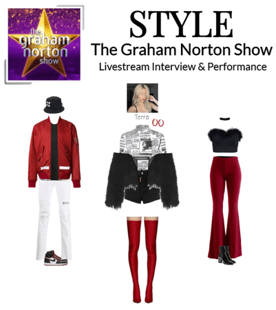 STYLE The Graham Norton Show