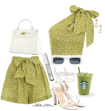 Green Outfit