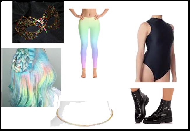 Kayden Maria Carter: Element - OC Outfit