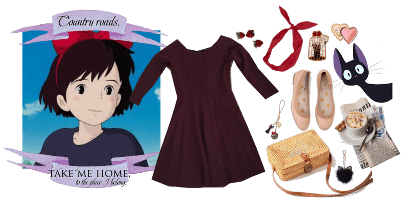 Kiki's delivery Service outfit