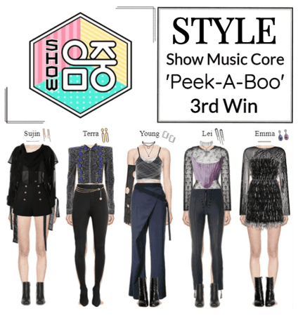 STYLE Show! Music Core 'Peek-A-Boo'
