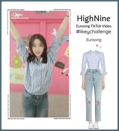 HighNine (하이 나인) [Eunsong] TikTok Video