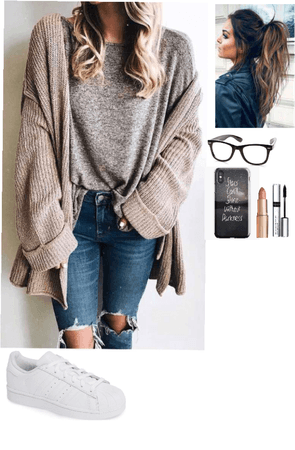 comfy look for today