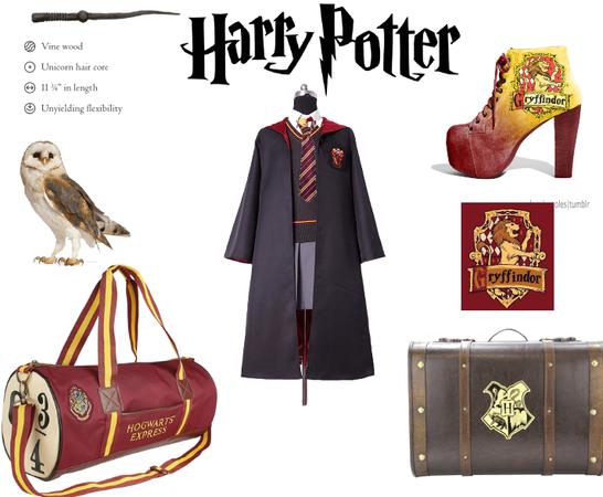 Harry Potter Girl Costume