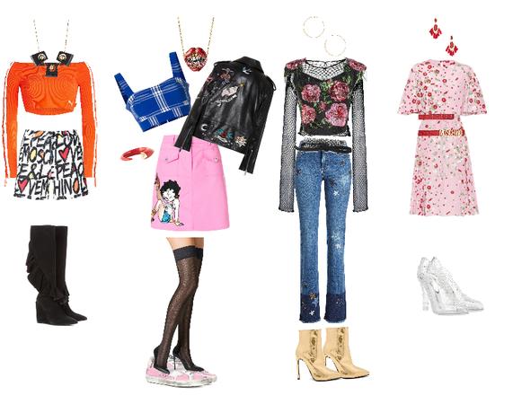 """BlackPink """"Really"""" - Rose M/V Outfit"""