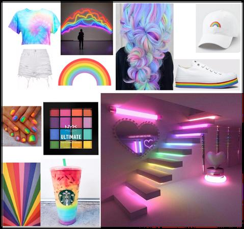 Rainbow ( I am NOT gay)