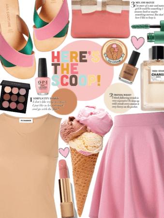 Here's the Scoop| Ice cream, day 2020