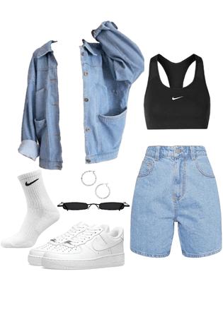 Nike x Jean
