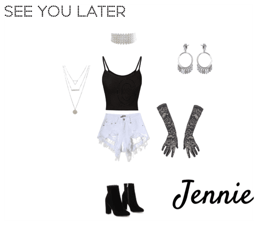 """Jennie """"See You Later"""""""