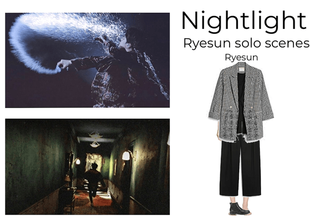 Nightlight 'iriwa' Ryesun solo scenes