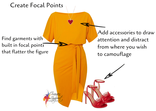 create focal points