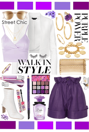 💟Spring Street Style: •Fit For A Queen•💟