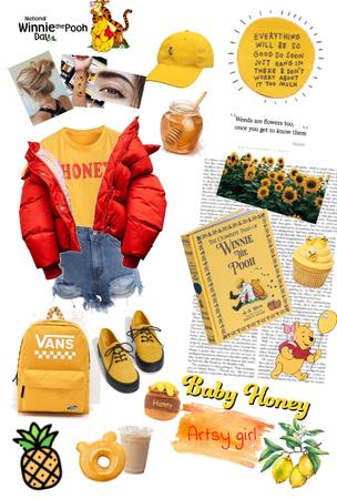 Winnie the Pooh 🍯