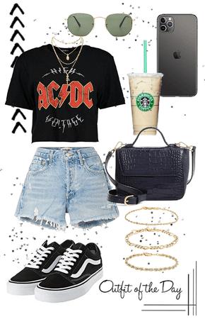 rock band t shirt