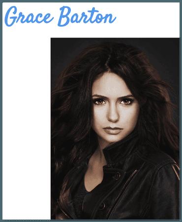 Twilight Oc: Grace Barton