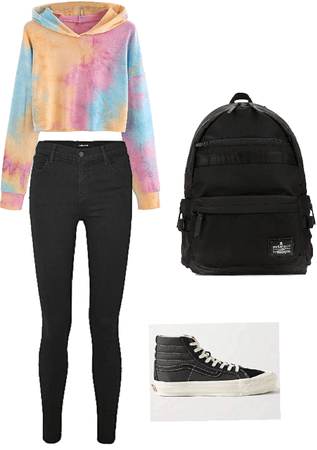 School Outfit 2